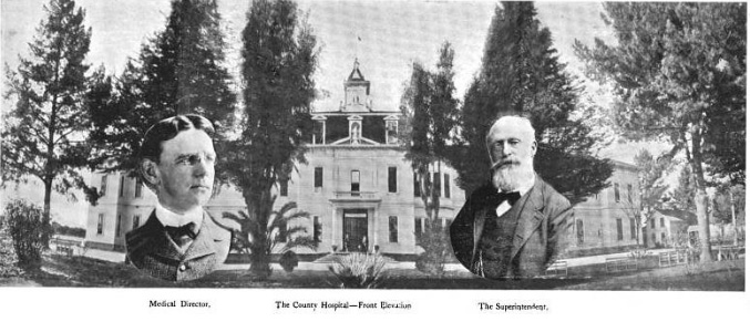 Historic Image of Santa Clara County Hospital